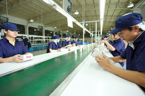 Strong manufacturing capability